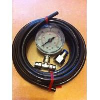 Inline Pressure Gauge/Monitor 0-300 psi
