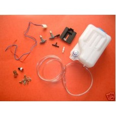 Intercooler water spray kit