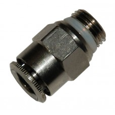 Devils Own Metal Straight Male Instant Fitting for Tank Tap