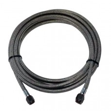 -4 P.T.F.E Stainless hose 12""