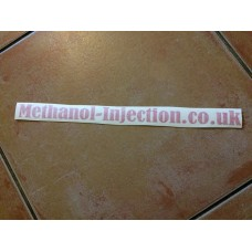 Methanol-Injection.co.uk sticker