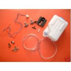 Intercooler water spray kit