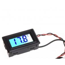 Charge Temp gauge