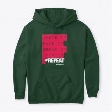 Meth it, Race it, Break it, Fix it, #REPEAT