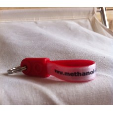 Methanol-injection key ring
